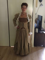 Steampunk Outfit Simplicity 2172 by Wirecase
