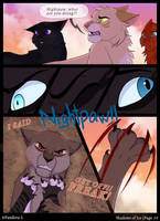 Warriors: Shadows of Ice ~ Page 26 by P4ndora-L