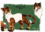 [CM] Reference Sheet - Foxtail