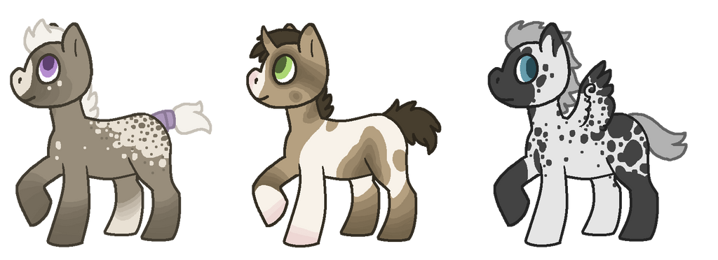 natural spotted pone adopts - closed by oceanewolfe