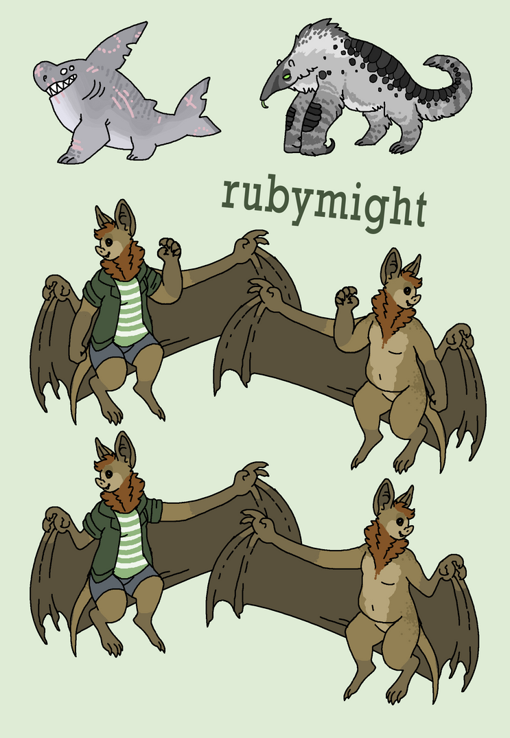 customs for rubymight by oceanewolfe