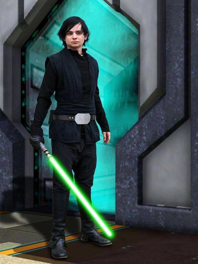 Luke Skywalker Cosplay (Return Of The Jedi) By Khatmar ...