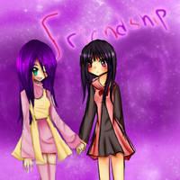Friendship of the stars by SylvanaChan