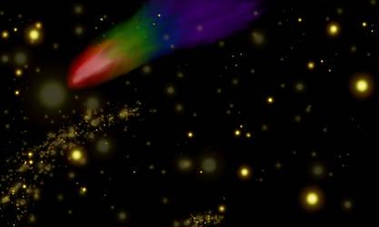 Rehthian Comet