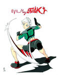 Evil May Stalk by ziconviene
