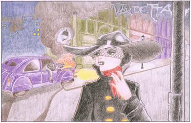 Vendetta by ziconviene