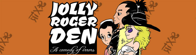 Jolly-Roger-den banner by ziconviene