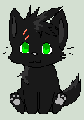 Chibi Harry Potter Kitty by Blairaptor