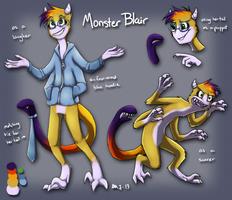 Monster Blair Ref