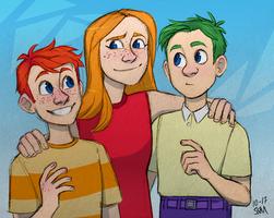 Flynn-Fletcher Kids