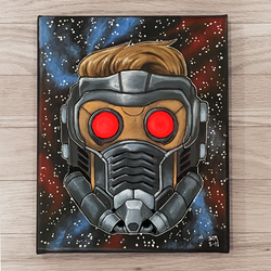 Star Lord Canvas