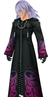 KH2 Riku (Dark Mode) (KH Rewrite)