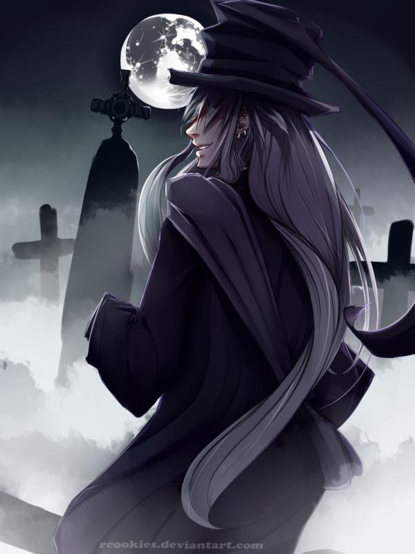 Undertaker by feurae