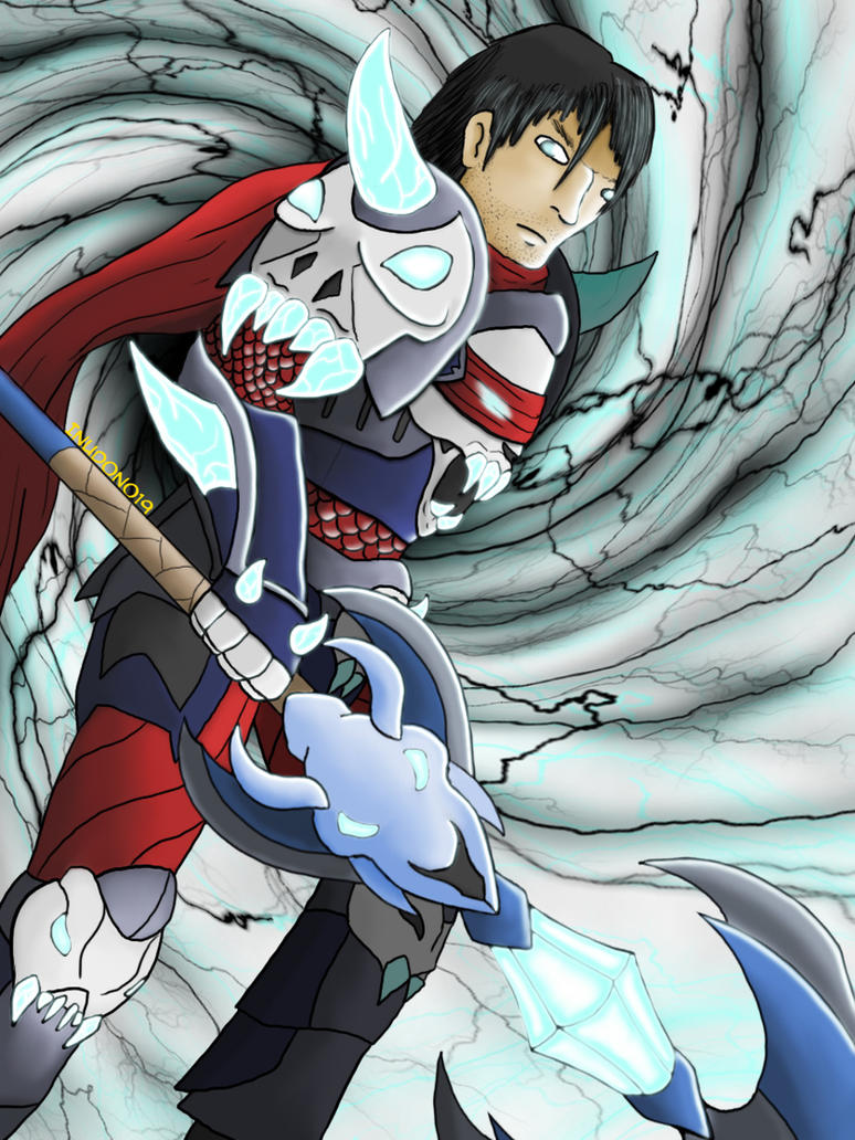 Kingslayer Jarvan by Inudono19