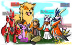 Frontier Team by Inudono19