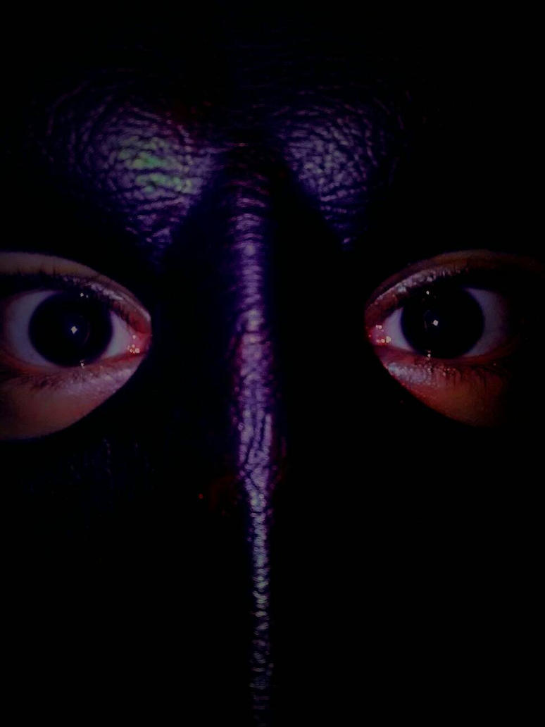 A mask to hide your true self... by ZhenerdyMedic