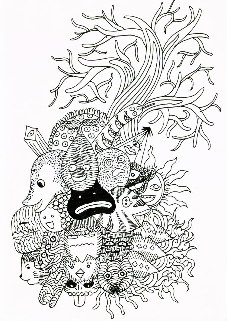 Trippy marijuana coloring pages printable coloring pages for Trippy coloring pages printable
