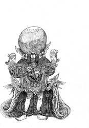 Oberon, The Faerie King