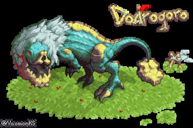 Dodrogoro by yaomon17