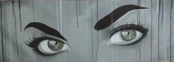 eyes by Drawlover