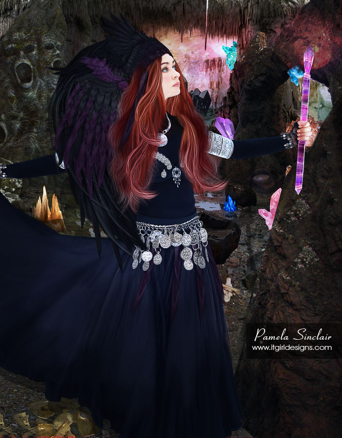 Sorceress v1 by pams00
