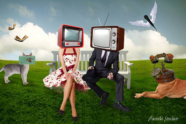 Courting Media by pams00