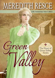 Book Cover for Green Valley by Meredith Resce-1