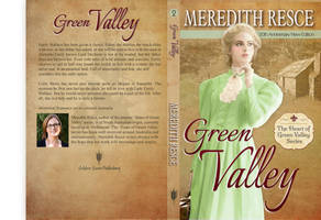 Book Cover for Green Valley by Meredith Resce-2