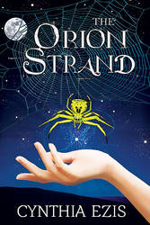 Book Cover for The Orion Strand by Cynthia Ezis