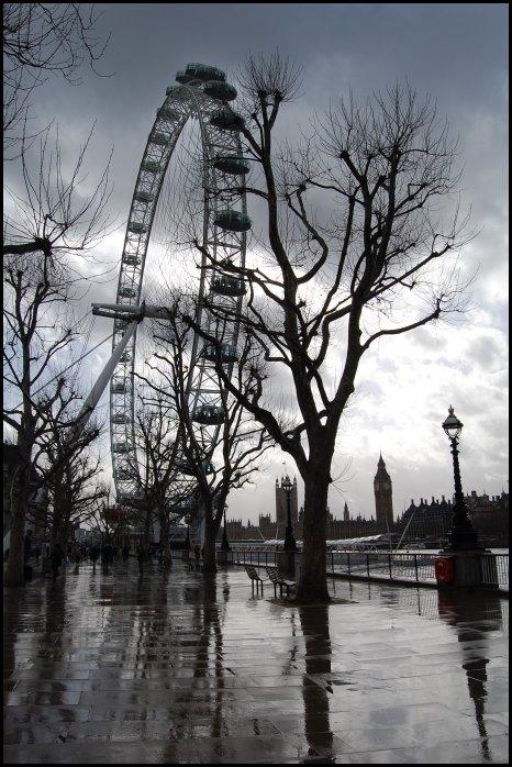 London Eye by mrs-brainshaker