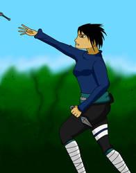 Yuki. Movement practice.