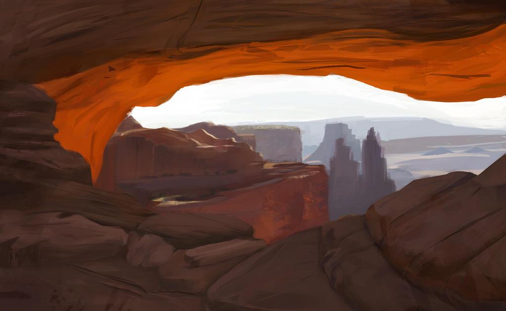 Landscape 1 by suha86