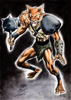 Chacal Thundercats by madmaxsol