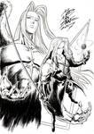 Sephiroth by Maxwell Duarte