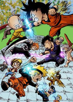 Shonen Fight