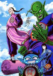 Dragon Ball Villains