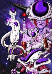 Dragon Ball Z Villains-Freeza
