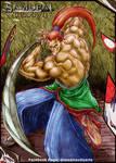 Genguro Kibagami by Maxwell Duarte by madmaxsol
