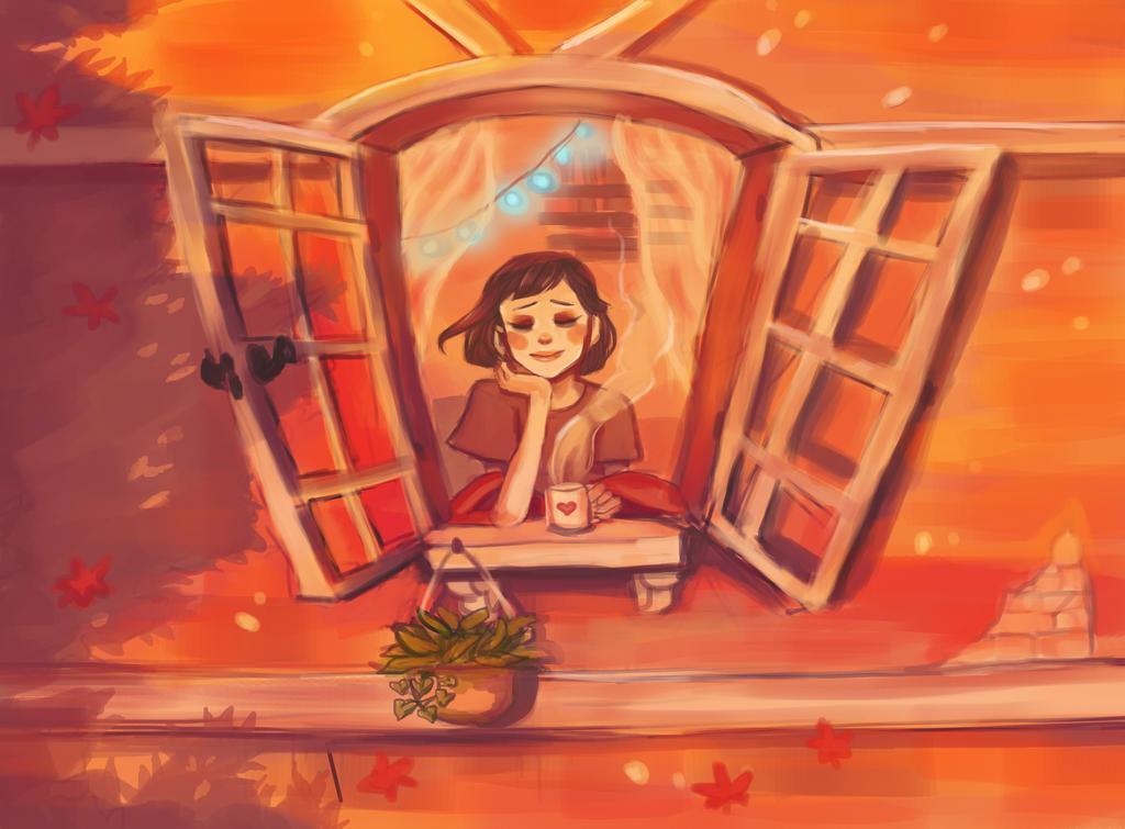 Autumn oh Autumn by Chriss-art