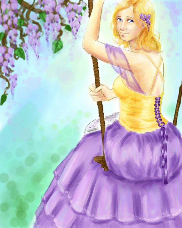Swing Swing by chibipandora