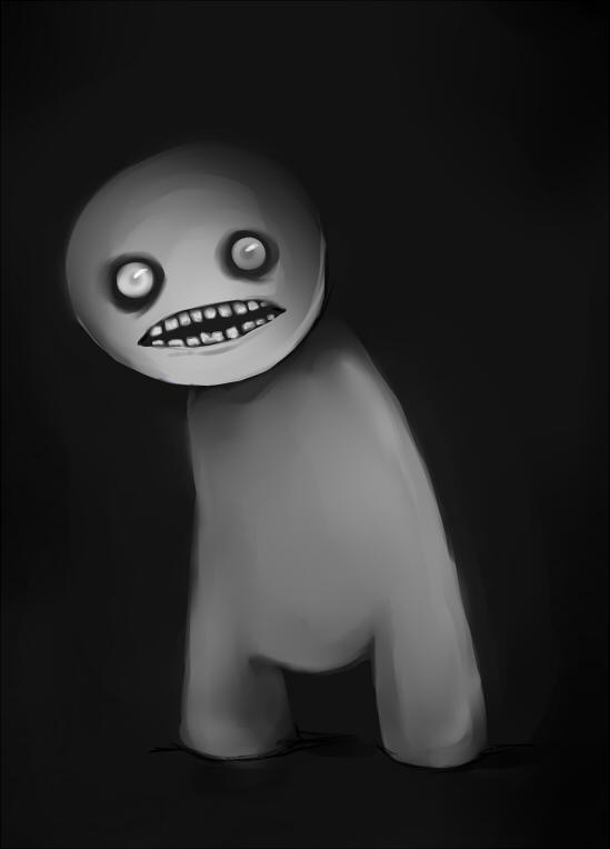 Creepy Cry 1 by chibipandora