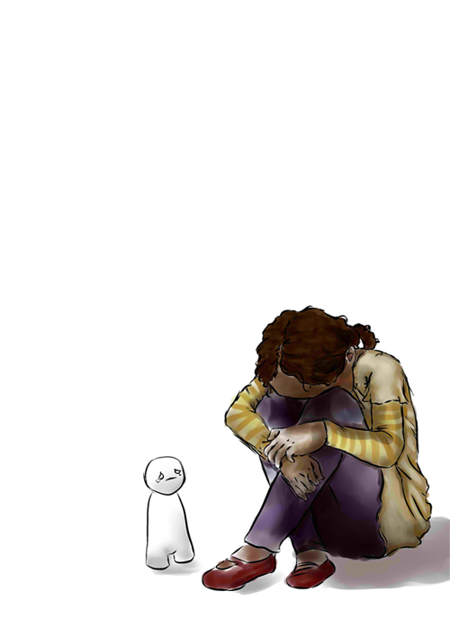 I'm sorry, Clem by chibipandora