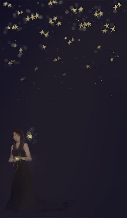 Stars Above by chibipandora