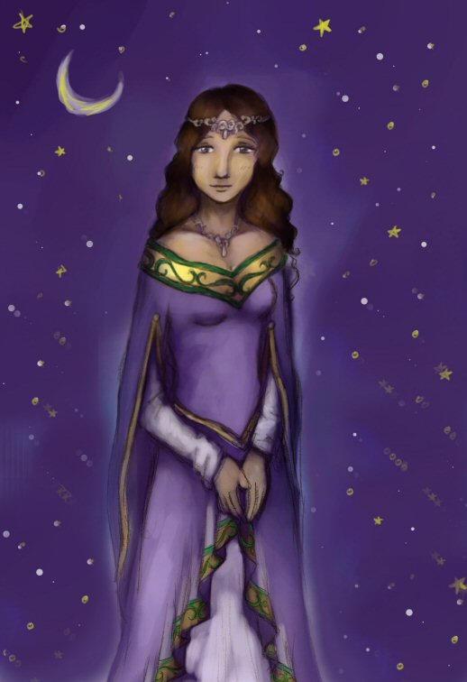 Star princess by chibipandora