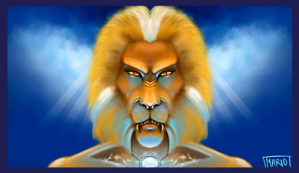 Deviantart Lion Warrior: Lion Warrior Wallpaper By Lightmare7 On DeviantArt