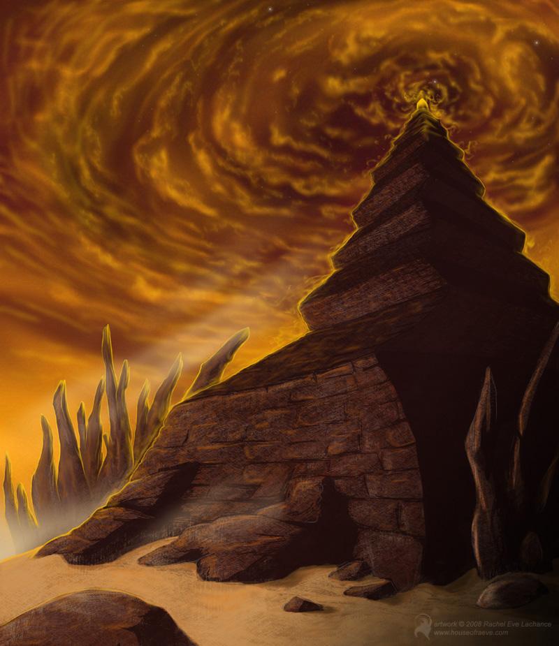 [SUNA] Templo da Lua Desert_Tower_by_luckyraeve