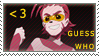STAMP - guess who -SPOILER-