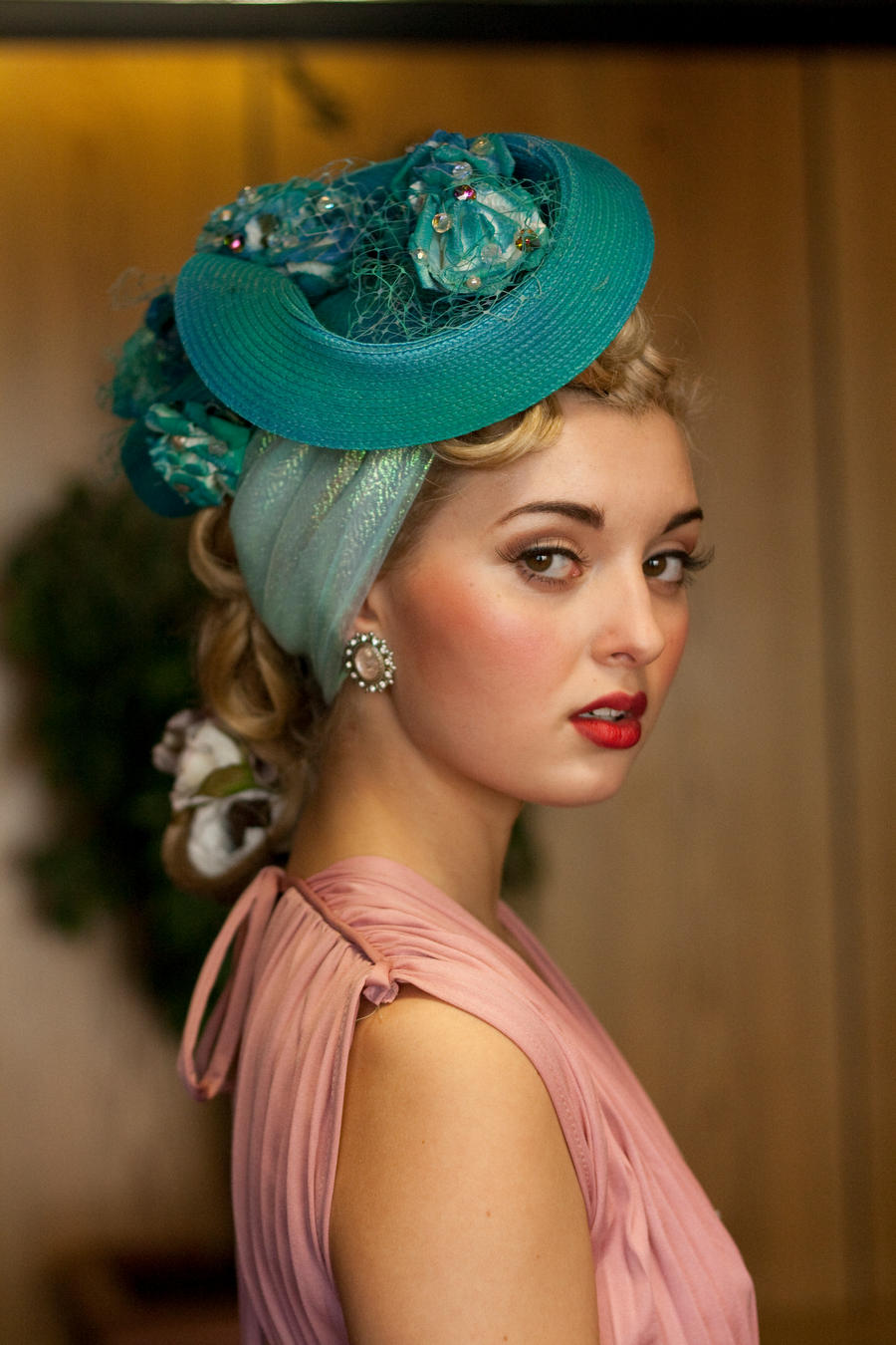 1940s fashion hair and beauty competition ii by