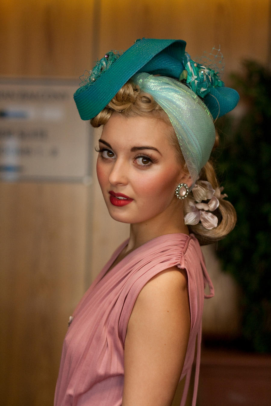1940s fashion hair and beauty competition iii by