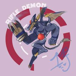 Rifle Demon